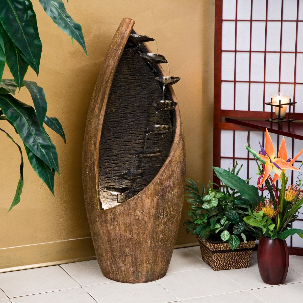 fuentes de agua decorativas - Fuentes Zen