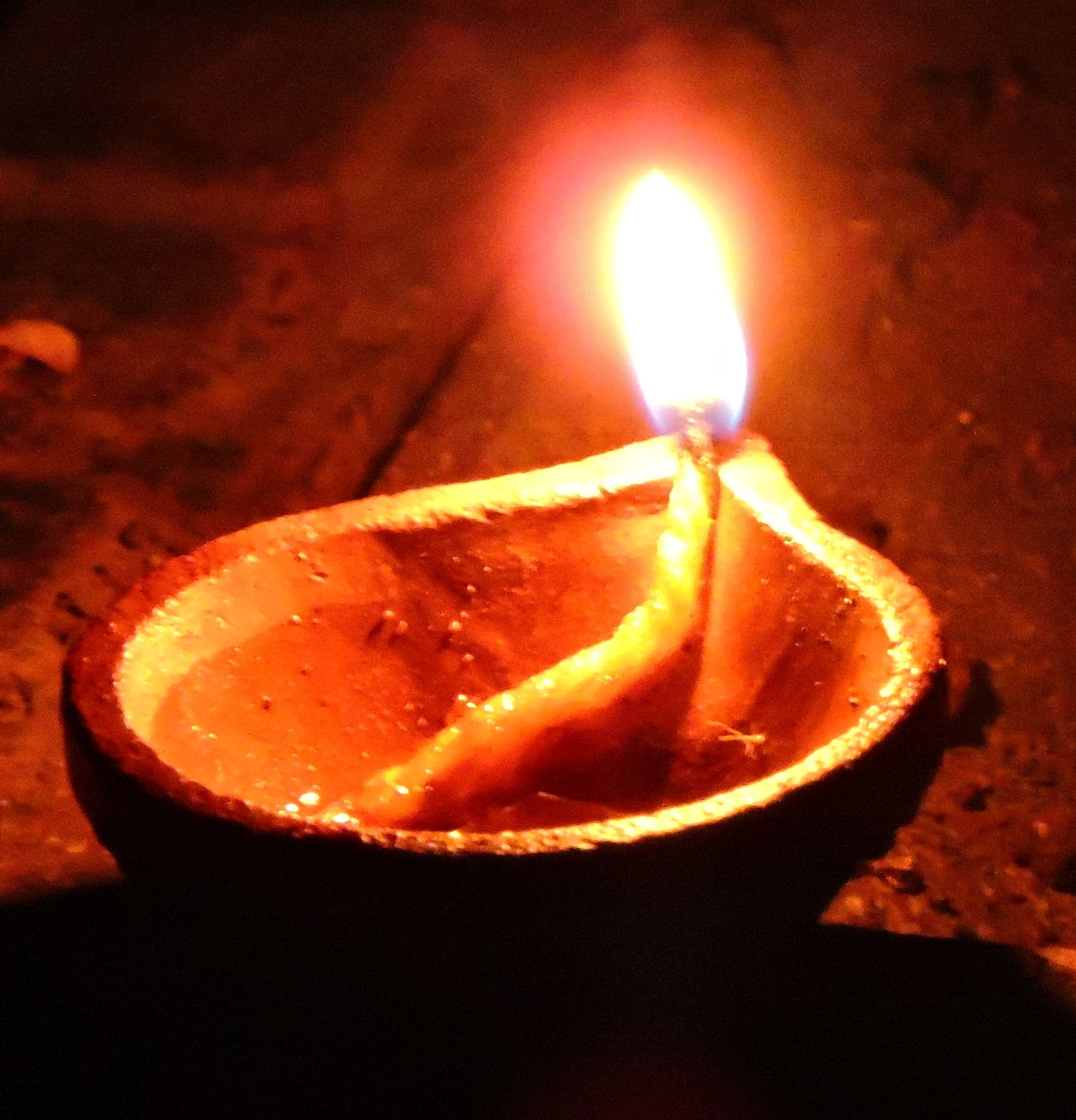 Oil Lamp Karthigai Deepam Festival Candle Photography Dark Candles Photography Happy Navratri Images