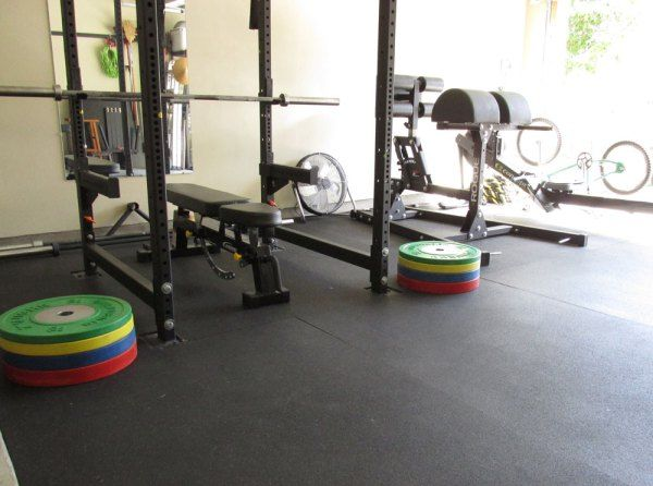 Rogue r infinity power rack half rack review home gym home
