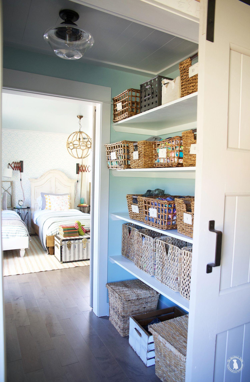 The Sleeping Room Best Closet Organization Home Sleeping Room