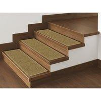 Best Rhody Rug Venice Braided Reversible Stair Treads Carpet 400 x 300