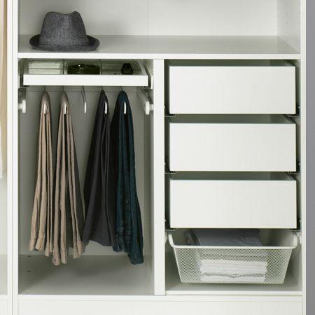 Divider For Frame Ikea Closet Organizer Ikea Komplement Closet Organizers