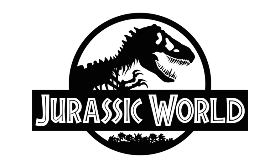 jurassic world template black and white Google Search