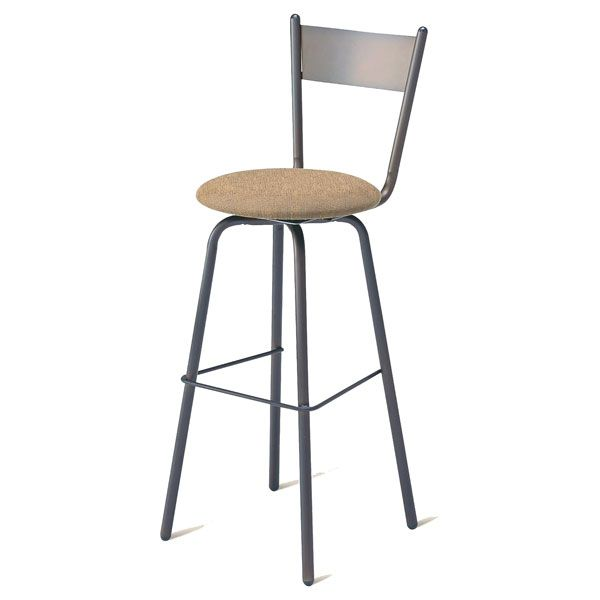 Found it at www.dcgstores.com - ♥ ♥ Crystal Swivel Stool with Tapered Back ♥ ♥