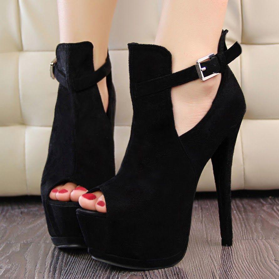 جديد احذية كعب عالي 2015 Dz Fashion Heels Fashion Boots
