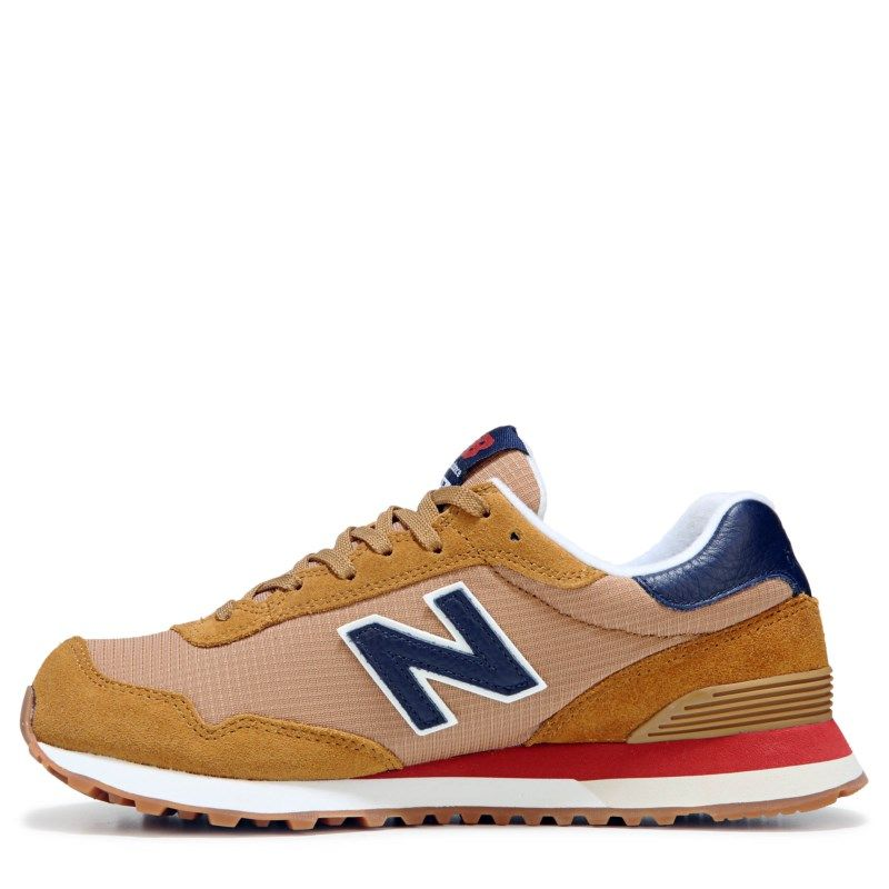Mens New Balance 515 Jogger WheatNavy