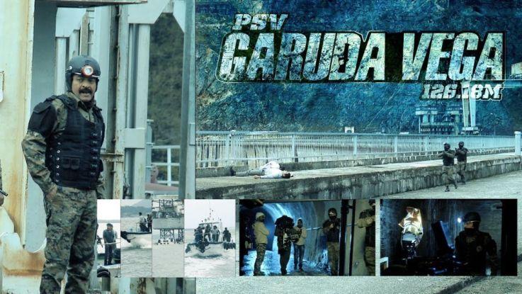 PSV Garuda Vega review, Rajasekhar, Sunny Leone, PSV Garuda