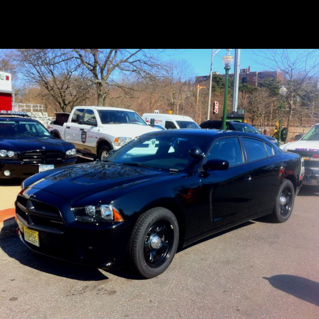 2012 Dodge Charger Unmarked.