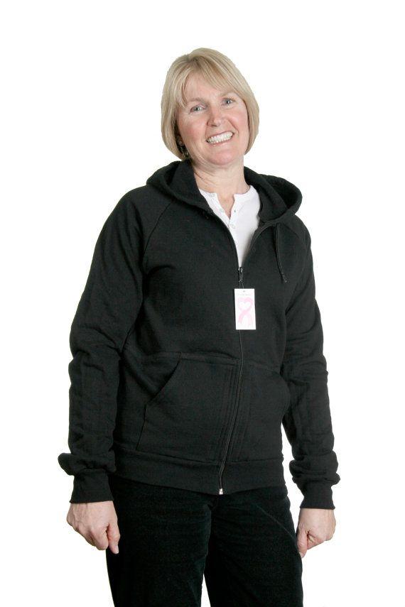 drain holder pocket, jacket