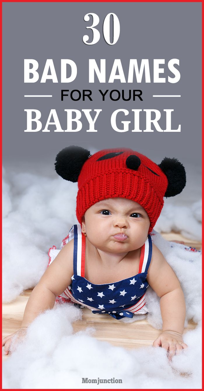 30 Ageless And Fierce Bad Girl Names For Your Baby Bad
