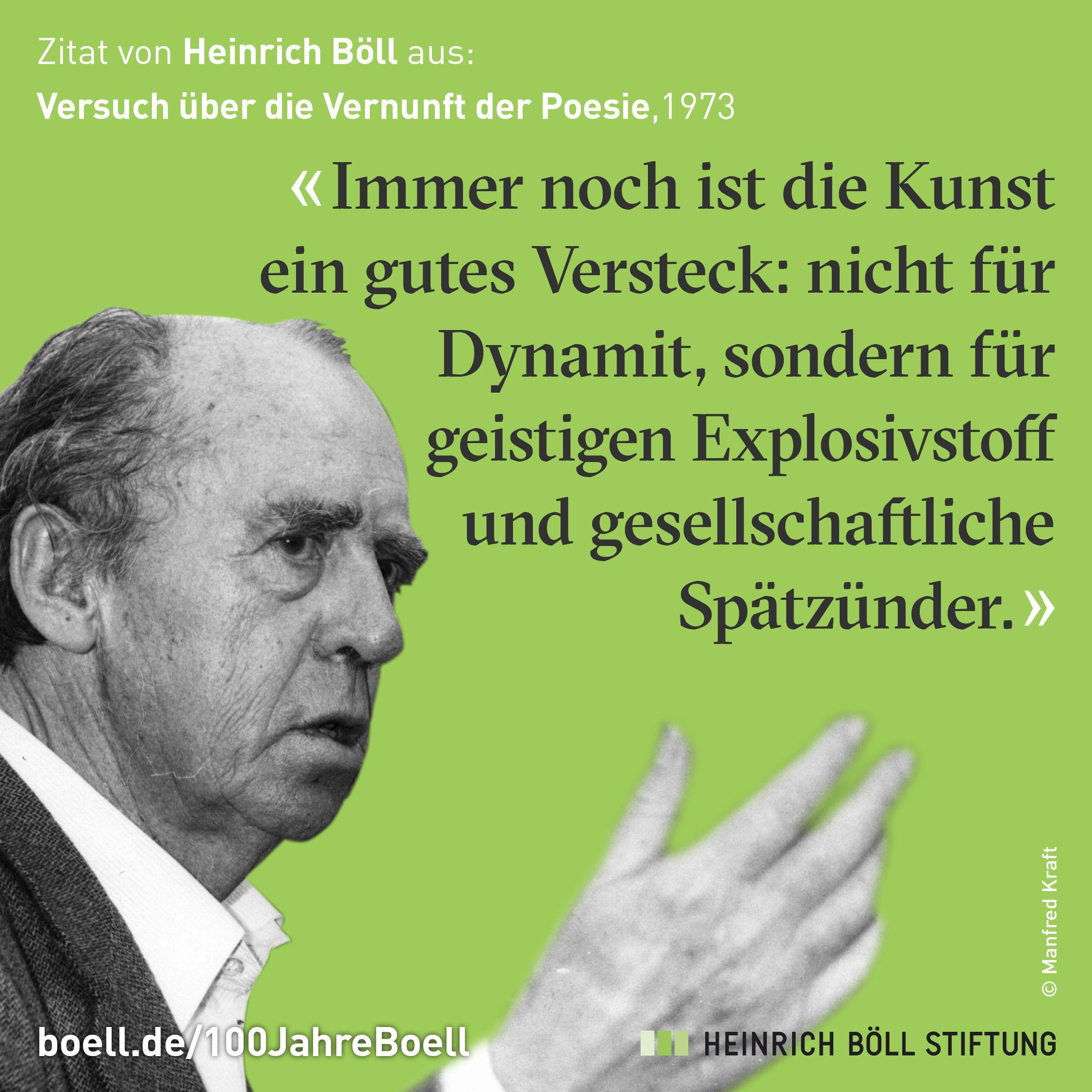 100 jahre heinrich bll t - Heinrich Bll Lebenslauf