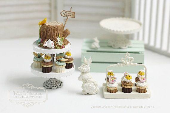 By Petit D'licious ♡ ♡ #miniaturefood