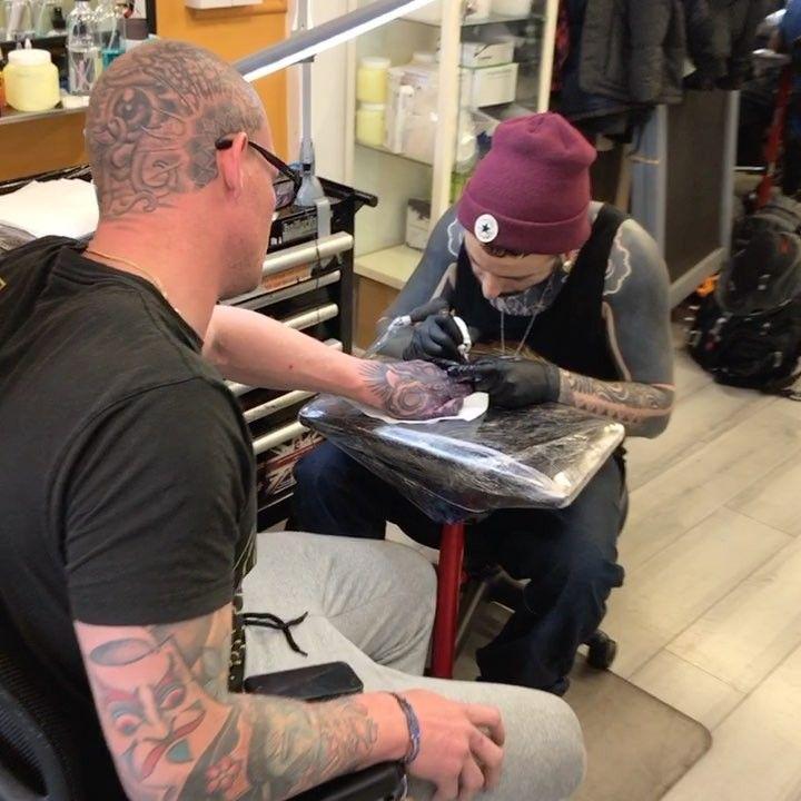 51 Likes, 1 Comments - TATTOO HEROES (@tattooheroes) on Instagram