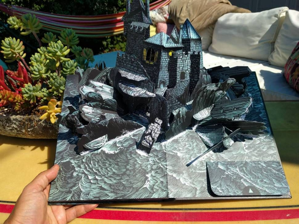 """Edgar Allan Poe's """"The Raven"""" - the pop-up book edition (With ..."""