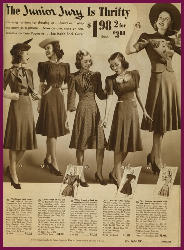 1940s Wardrobe Essentials Page 4 1940s Fashion Vintage Outfits Retro Fashion