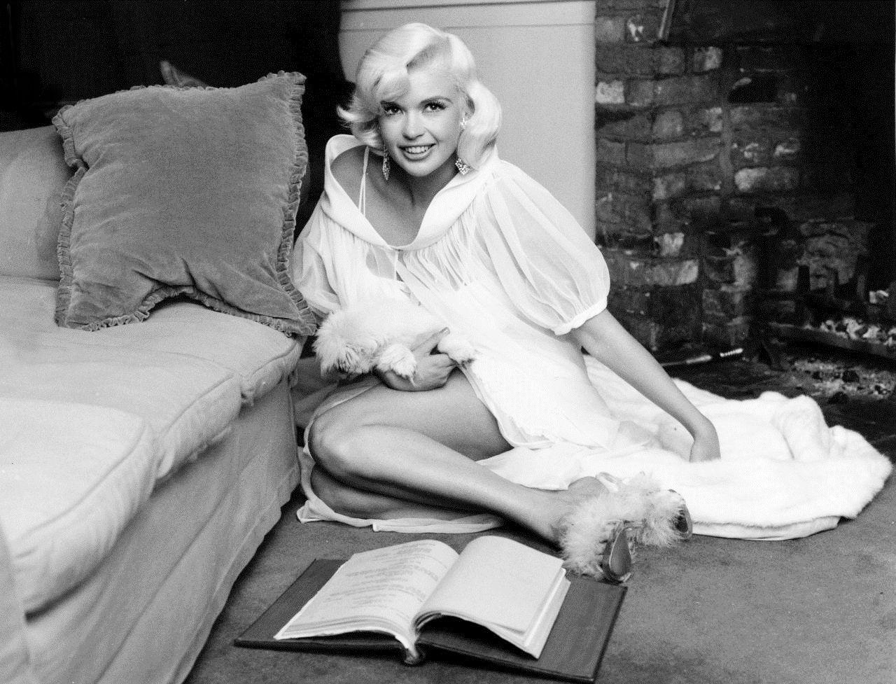 Jayne Mansfield   Джейн мэнсфилд, Голливуд, Фотографии