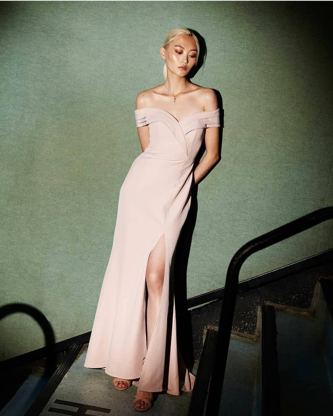 34dda9cab93 M A R I S O L E.  ootd  dress  promdress  wedding  bridesmaids   bridesmaiddresses  jarlolondon  offshoulderdress  bridal  weddingoutfit   occasionwear ...