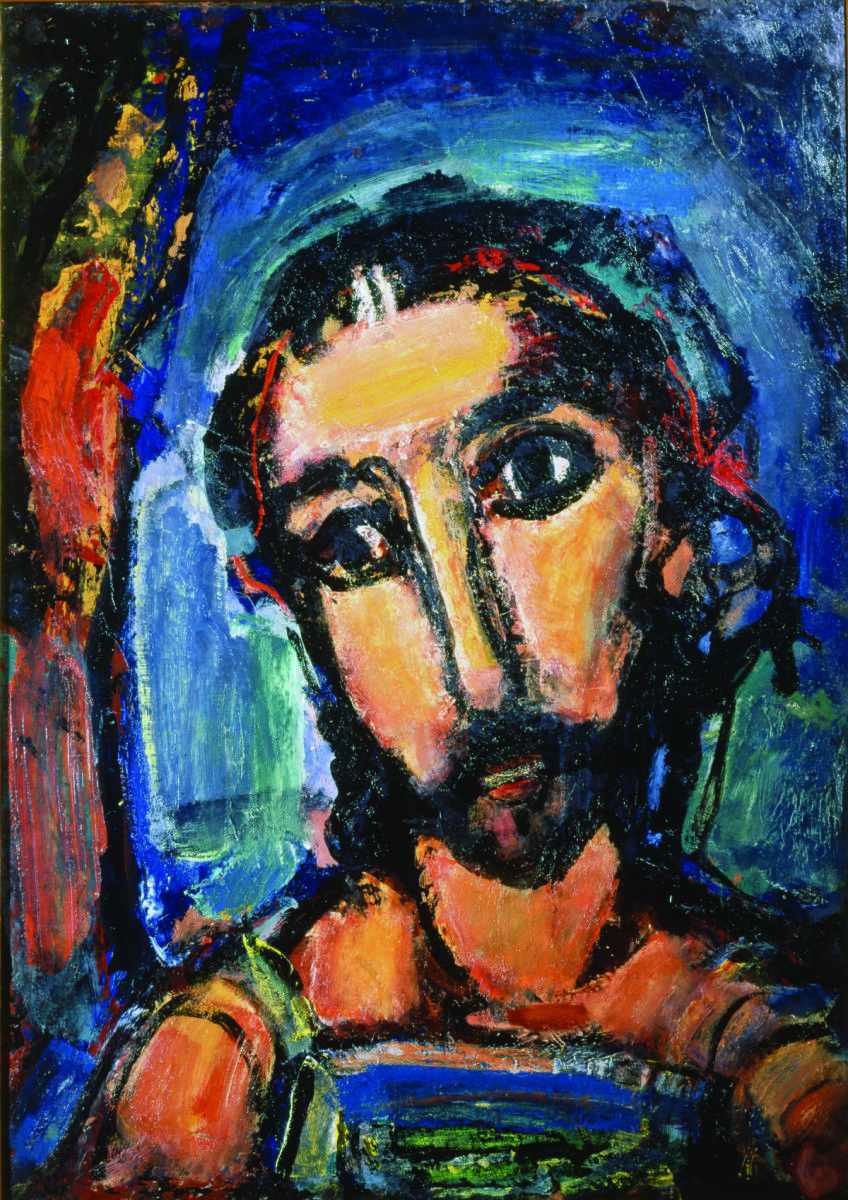 Seeing Through the Darkness: Georges Rouault's Vision of Christ - Image  Journal | Painting, Cleveland museum of art, Art