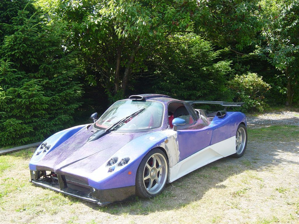Zonda Replica , Unfinished Project , Kit car , Classic