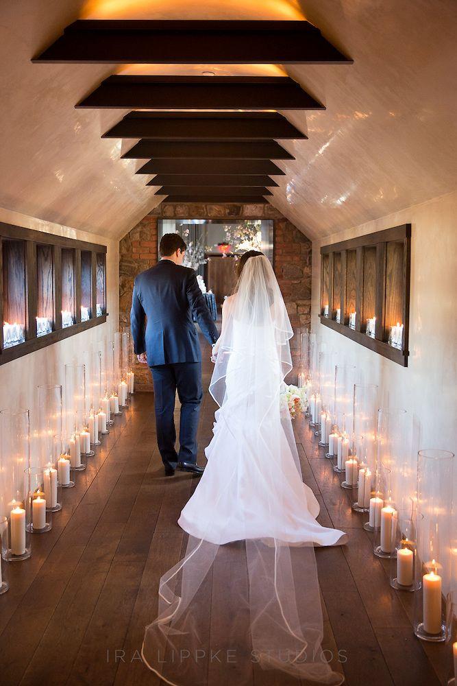 Hayloft Hallway Blue Hill At Stone Barns Stone Barns Stone Farms Barn Wedding