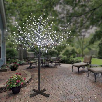 Costco Wholesale Blossom Trees Outdoor Backyard Resort