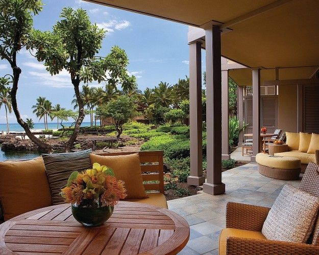 Four Seasons Resort Hualalai, Hawaii
