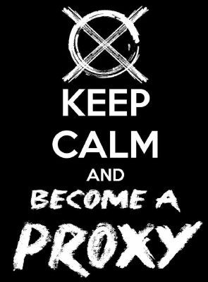 What Type of Proxy are you? | creepypasta | Keep calm quotes, Calm