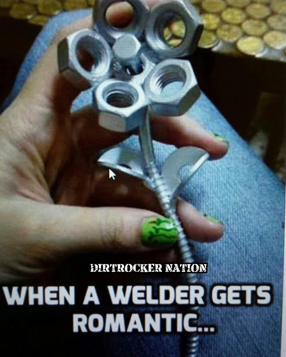 Welding is life! | Welding art projects, Diy welding ...