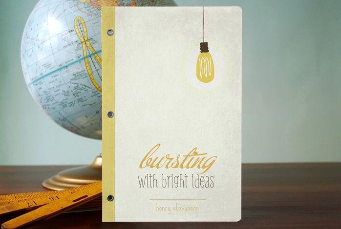 Bright Ideas Journals $16