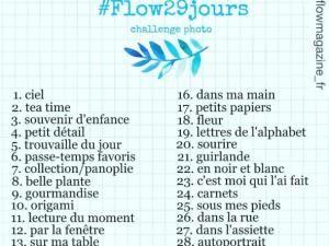 """Le mois de Février so """"Flow"""" en mots et en images  et en 29 jours ;-)! #35 • Hellocoton.fr"""