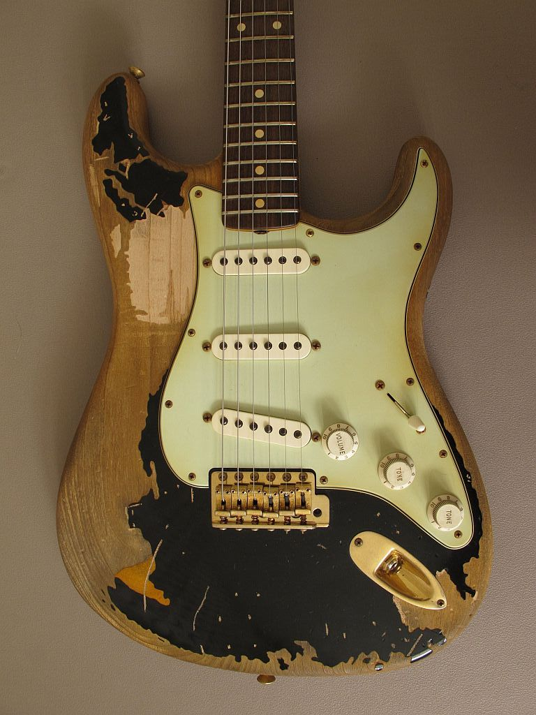 john mayer strat wiring diagram fender john mayer limited edition black1 the black one custom shop  john mayer limited edition black1