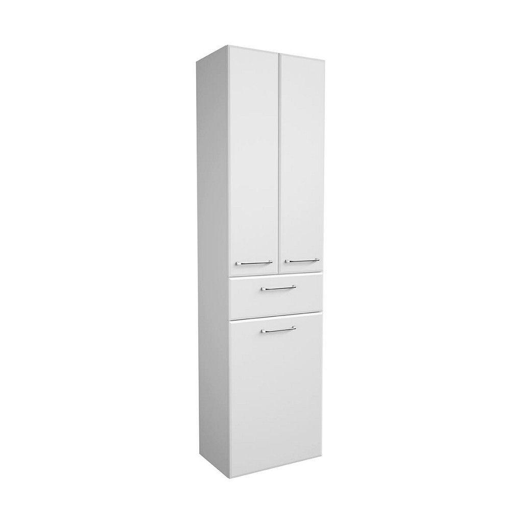 Pin by ladendirekt on Badmöbel Locker storage, Tall