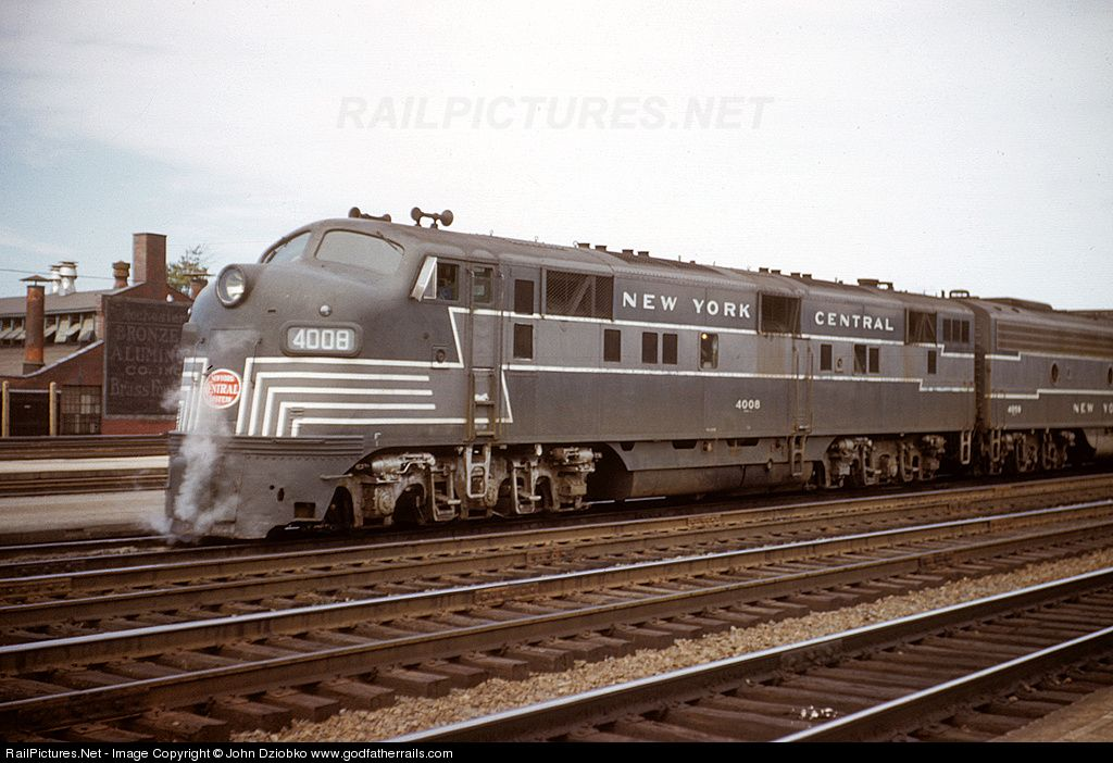September 6 1953 Railpictures Net Photo Nyc 4008 New
