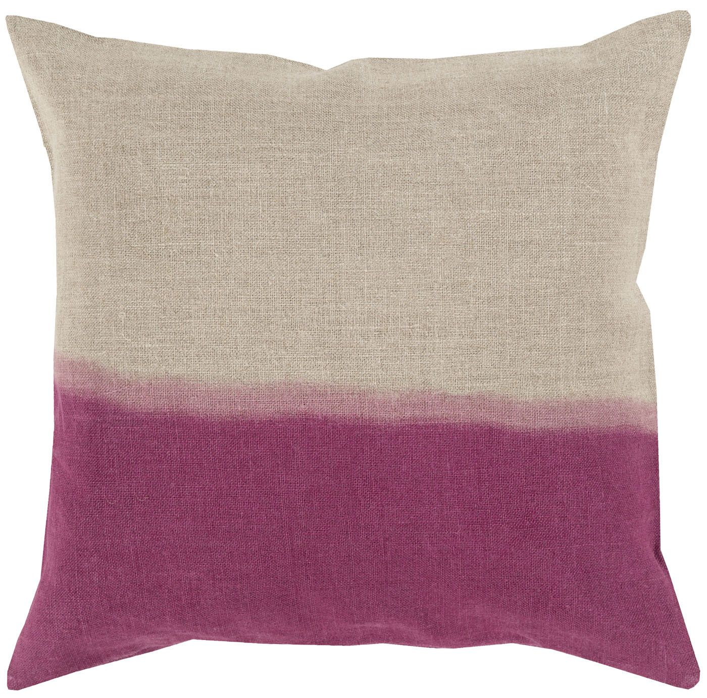 from pillows inhouse throw kess sarah aqua bright blossoms accent purple pillow pin oelerich