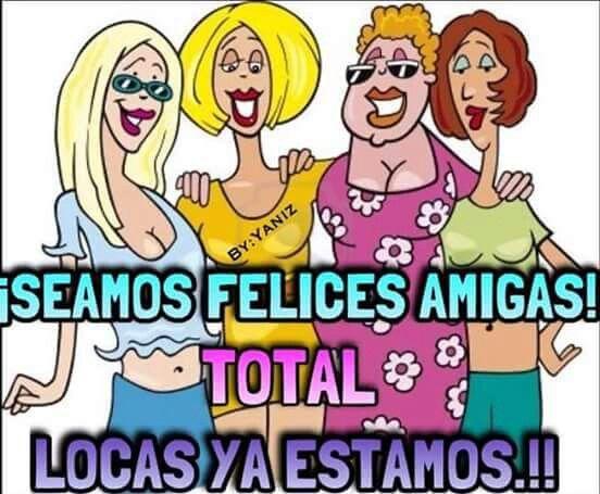 Amigas Frases De Amistad Memes Divertidos Imagenes Para Grupo Whatsapp