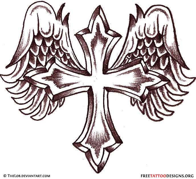 0be929622 Holy Cross Tattoos | 50 Cross Tattoos Tattoo Designs Of Holy Christian  Celtic And Tribal
