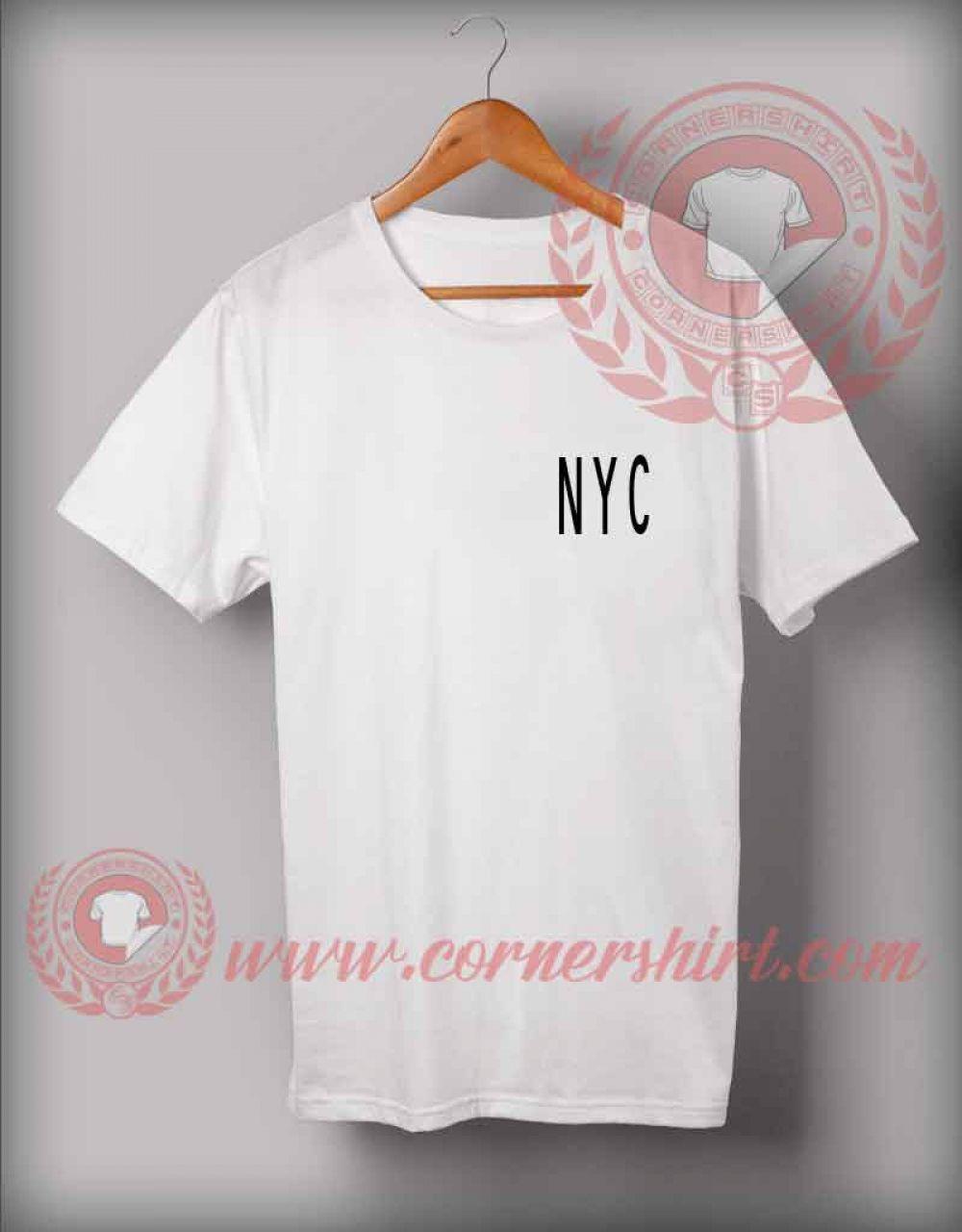 NYC Custom Design T shirts   Price   12.00    sweater  0cbc86a6529