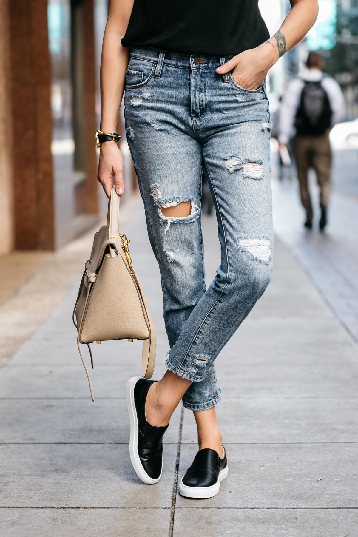 Fashion Jackson, Dallas Blogger, Fashion Blogger, Street Style, Blanknyc Ms  Throwback Denim