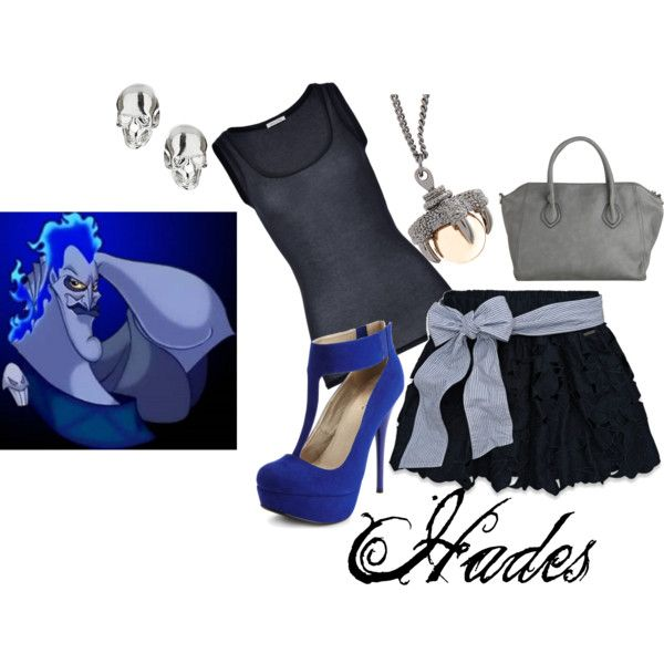Hades Inspired Outfit - Polyvore