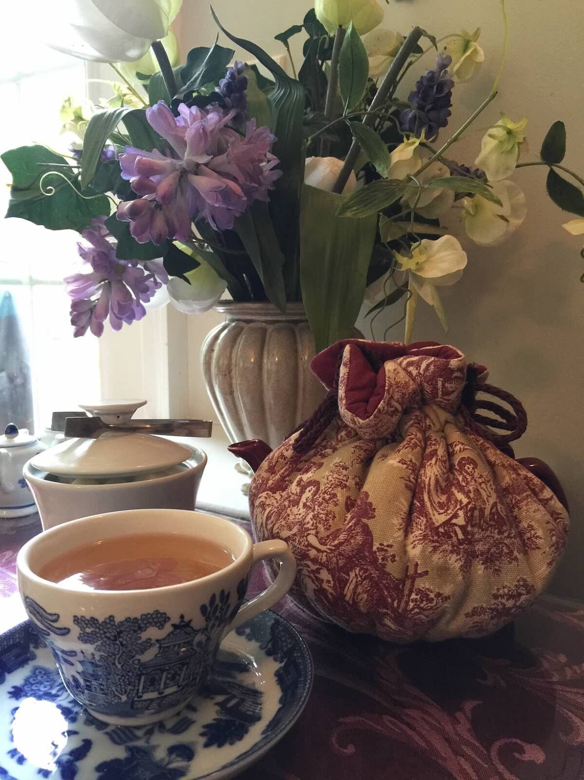 The Dunbar Tea Room, Sandwich, Massachusetts. Photo by