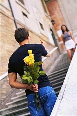sweet romantic gestures for her