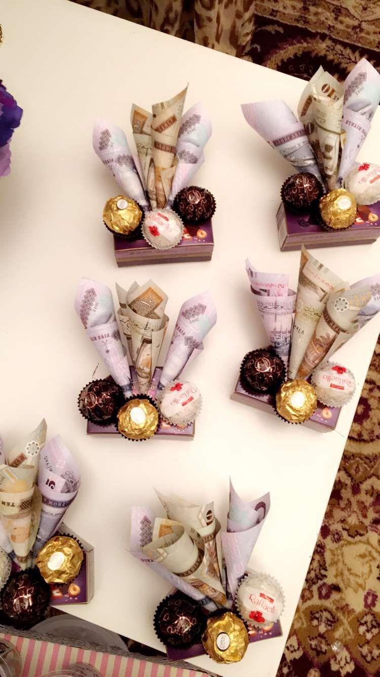 Pin by Afioon Haifa on عيديات   Ramadan gifts, Eid mubark ...