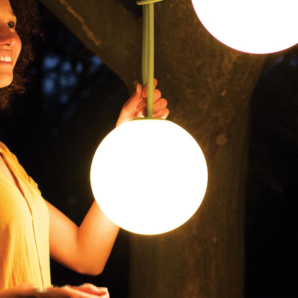 Buy Fatboy Bolleke Wireless Lamp Green Modern Garden Lighting Garden Lighting Design Outdoor Lighting