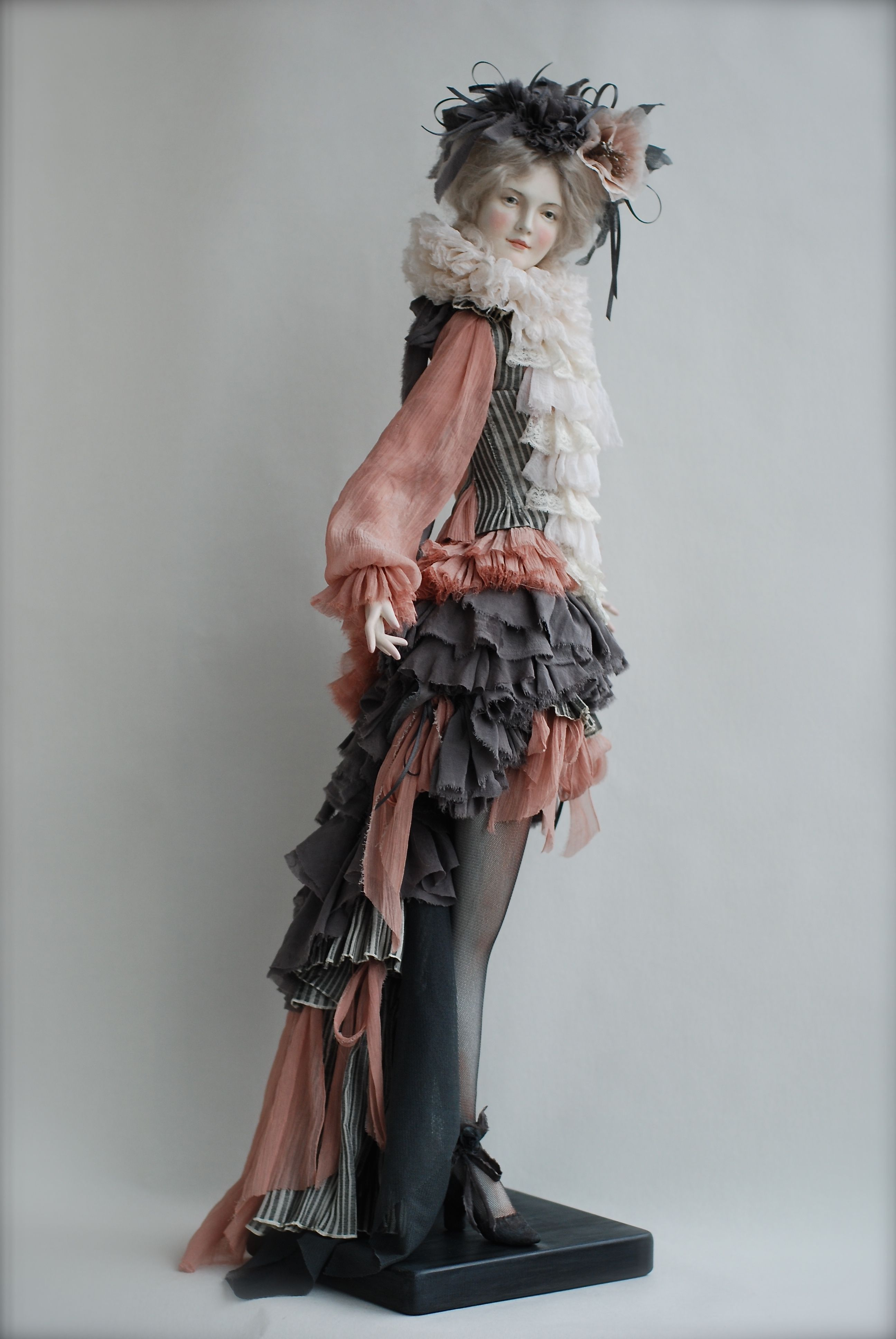 Куклы Ольги Сукач | Марта