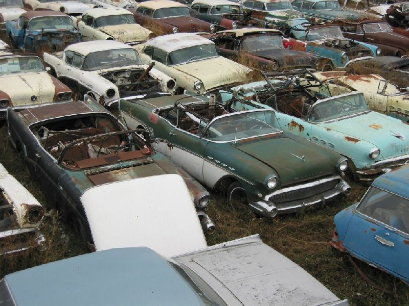 Buick Rag Tops ...Expensive When Restored! - Parts Wanted Listings ...