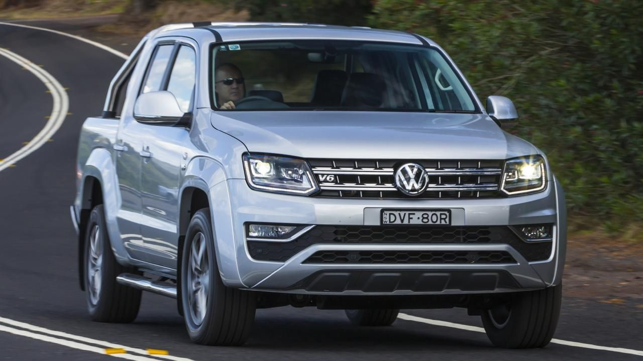 2022 VW Amarok Review, Release Date, Design, Photos