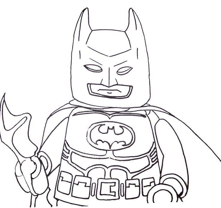 lego batman coloring pages - Colouring Pages Print