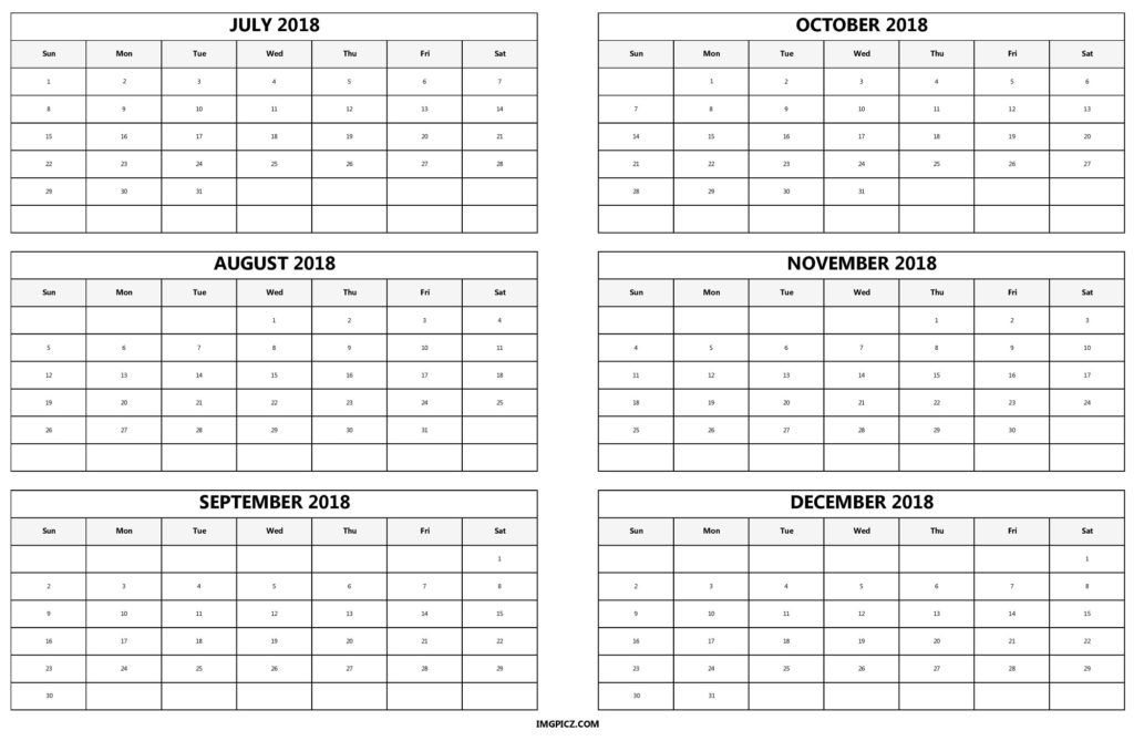 Calendar May Through August : Month calendar printable calendars