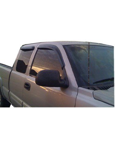 Chevy Silverado Gmc Sierra Extended Cab Vent Window Shade Chevy Silverado Gmc Sierra Extended Cab