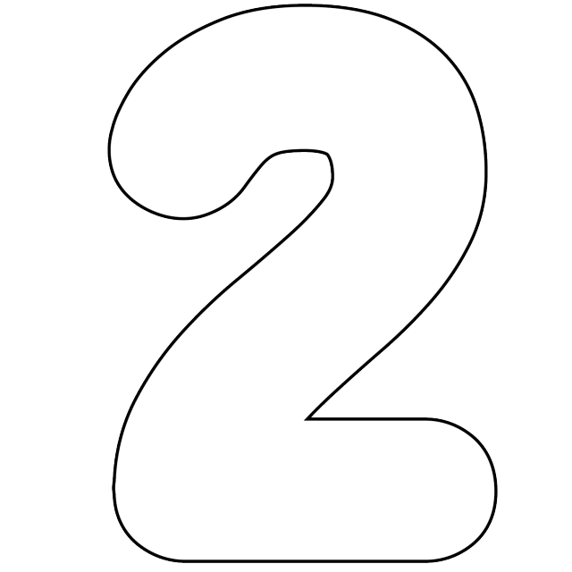 image relating to Printable Numbers identify Its as Straightforward as 1-2-3 toward Retain the services of Free of charge Printable Quantities Electronic